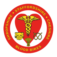 Shropshire, Staffordshire and Cheshire Blood Bikes
